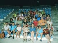 El grupo de coros y danzas 'La Encina' de Olivenza (Badajoz) presenta su nuevo disco, 'Vira'
