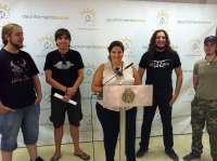 Una decena de grupos heavy de toda la Región se disputan este fin de semana su presencia en el 'Metal Lorca 2012'