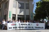 CCOO y UGT denunciarán ante la Fiscalía la muerte del trabajador de limpieza de Benalmádena