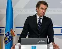 Feijóo anuncia que Pemex pidió presupuesto a astilleros gallegos para construir siete buques abastecedores
