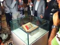 El Códice Calixtino finaliza su exposición tras haber recibido unas 10.000 visitas