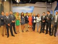 CyL TV amplía en 25 minutos su oferta informativa diaria e incorpora cinco nuevos programas de producción propia