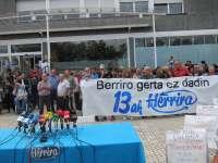 La defensa de Uribetxebarria pide la ejecución del auto de libertad condicional y denuncia que está detenido ilegalmente