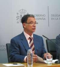 El delegado del Gobierno recuerda la vigencia del Plan Nacional de Predicción y Vigilancia de Meteorología Adversa