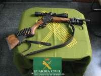 Un cazador furtivo, sorprendido por la Guardia Civil en Oviedo