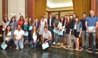 25 jóvenes santanderinos realizarán prácticas laborales en países de la UE becados por el Ayuntamiento