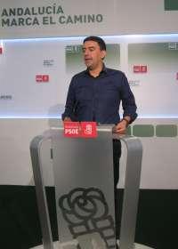 PSOE-A cree que la Justicia debería abrir una nueva vía de investigación sobre el ERE de la Faja Pirítica de Huelva