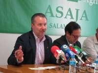 Donaciano Dujo renueva por aclamación su cargo como presidente de Asaja Castilla y León