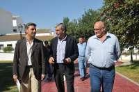 La Diputación invierte unos 260.000 euros en el Paseo de la Cultura de La Rambla y el entorno de Casas Nuevas