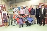 El equipo ETSIIT-UPNARacing recurre a la financiación colectiva para sacar adelante su prototipo de moto