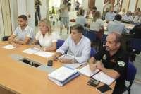 Marbella bonificará la licencia a los afectados por el incendio que tengan que hacer obras en sus casas