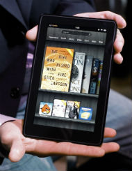 <p>Kindle Fire.</p>