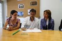 El colegio Ana de Austria de Cigales (Valladolid), primer centro de la Comunidad que recibe el nombramiento Smart