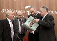 Fabra anuncia la edición en facsímil del 'Llibre dels Actes, Provisions e Ajusts de la Séquia de Favara'
