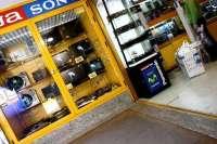 Las ventas del comercio al por menor bajan en Andalucía un 3,5 por ciento en agosto
