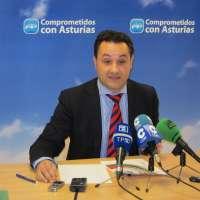 Pecharromán (PP) presenta su programa para lograr un partido más cohesionado, democrático y útil para los asturianos