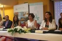 Las consejeras canarias de Sanidad y Políticas Sociales participan en las IV Jornadas Científicas de ASPAYM