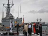 Morenés destaca la coordinación entre los participantes del 'Seaborder' para abordar la seguridad en una zona