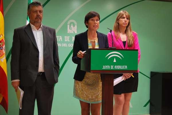 La Junta impulsa la creación de 1.163 empresas y 1.529 empleos en el primer semestre del año