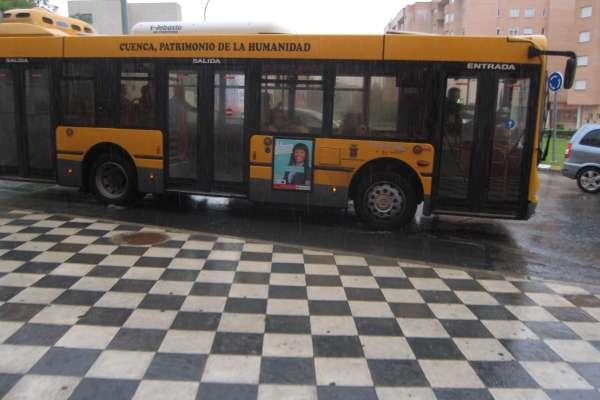 El PP acusa al equipo de Gobierno de Cuenca de abocar al transporte público de la ciudad a
