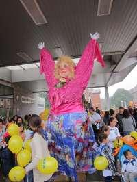 El Área de Fiestas de Bilbao, candidata a 'Cascabel de Oro 2012' por su labor a favor de las personas con discapacidad