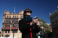 Una firma permite viajar en el tiempo por el centro histórico a través de la recreación virtual