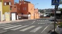Las Palmas de Gran Canaria instala pasos elevados en seis barrios del distrito Vegueta-Cono Sur-Tafira