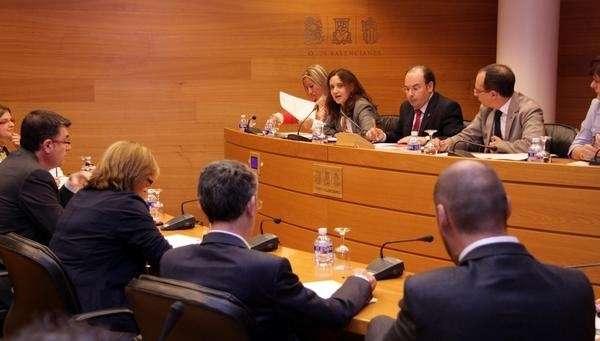 Solo los consejeros de RTVV propuestos por el PP obtienen la mayoría para ser proclamados