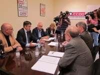 López dice que PNV oculta que si se rompe la caja única de la Seguridad Social las pensiones en Euskadi bajarían un 15%