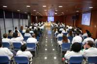 El Hospital San Pedro reanuda sus Sseiones Clínicas Generales para médicos y MIR