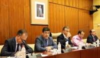 Valderas dice que los ayuntamientos que no retiren los símbolos franquistas serán sancionados y no tendrán subvenciones