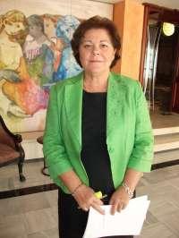 Rosique (PSOE) acusa al Gobierno regional de quedarse con el dinero que los pensionistas pagan de más en las farmacias