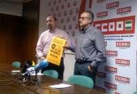UGT y CCOO critican que el subdelegado de
