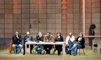La primera producción de la nueva temporada del Centro Dramático Galego llega este viernes al Salón Teatro de Santiago