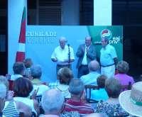 PNV insta a los pensionistas a no dejarse