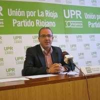 UPR-riojanos critica que