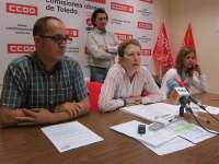 CCOO cree que el traspaso del Hospital Provincial de Toledo se prolongará