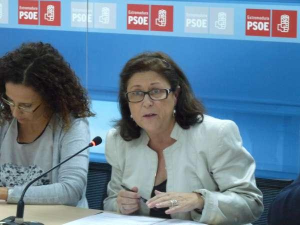 C.Marisol Pérez (PSOE) relaciona el