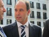 Diego: Quien acudió del Ejecutivo a ver el Racing-Numancia lo hizo como aficionado, no como representante del Gobierno