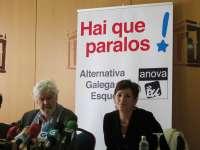 Beiras sobre la propuesta de Cospedal de quitar el sueldo a los diputados: