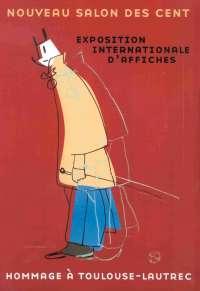 Cien carteles inspirados en la figura del artista Toulouse-Lautrec se exponen en Villajoyosa (Alicante)
