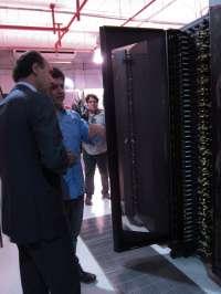 El sistema de supercomputación de la UC entra en el