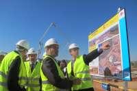 La nueva EDAR de Toledo dará servicio a una población de 270.000 habitantes