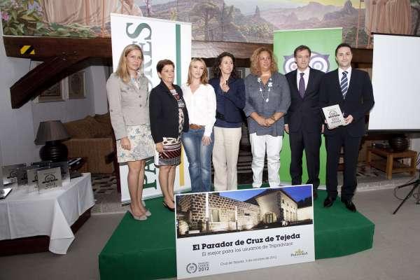 El Parador de Tejeda, en Gran Canaria, se hace con el premio de TirpAdvisor al mejor de España
