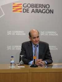Fernández de Alarcón se reúne con la concesionaria de la AP-2 y AP-68 para mejorar la seguridad de la N-II y N-232