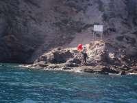 Dos activistas marroquíes acceden a las Islas Chafarinas y otros cuatro lo intentan en Isla de Tierra