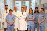 Un tratamiento con radiofrecuencia en las arterias renales permite controlar la hipertensión que no responde a fármacos