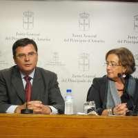 La Junta homenajea en Figueras a los concejos que acogieron a la institución durante la guerra de la Independencia