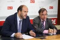 PSOE dice que los presupuestos contienen un incremento