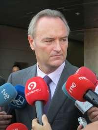 Fabra, sobre si pedirá el acta de diputado a Blasco, destaca que el ex portavoz